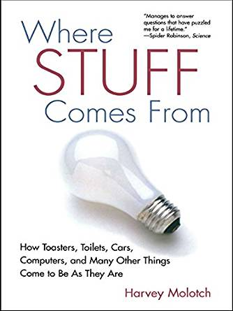 Where stuff Comes from Cover